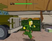 New Simpsons Game Trailer: Medal of Homer
