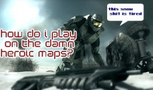 Halo 3 Heroic Map Pack Launch: Disappointing