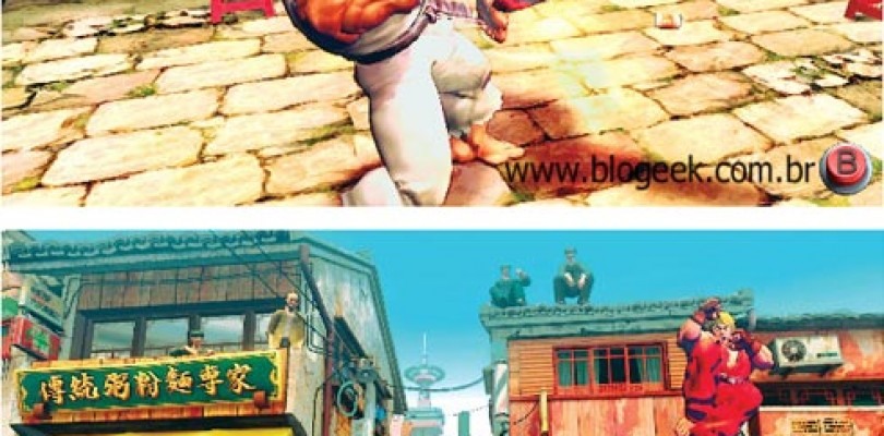 More Street Fighter 4 Screens Leaked!!