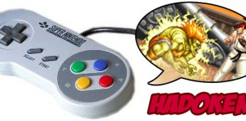 PWNED: Street Fighter 2 Influenced Snes Pad design