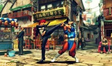 Street Fighter IV: Screenshots!! Guile, E Honda Chunli…
