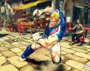 New Street Fighter IV Character: Abel