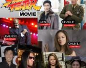 Street Fighter Movie: Balrog, Chun Li, Charlie Revealed