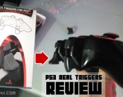 PS3 Real Triggers Review: Squeezes with No Slips