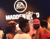 Madden NFL 10 Hands-On at W Hotel Event
