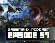 GameManx Podcast Episode 57: Uncharted Alliances Edition