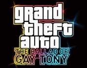 New Grand Theft Auto IV The Ballad of Gay Tony Trailer