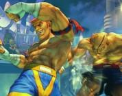 Super Street Fighter IV Screens: Adon, Cody, Guy