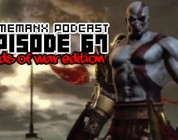 GameManx Podcast Episode 67: Gods of War Edition
