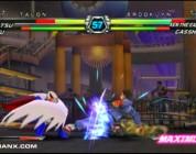 Tatsunoko vs Capcom Video Match Footage