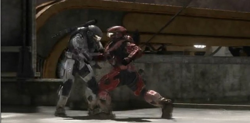 Halo Reach First Multiplayer Footage