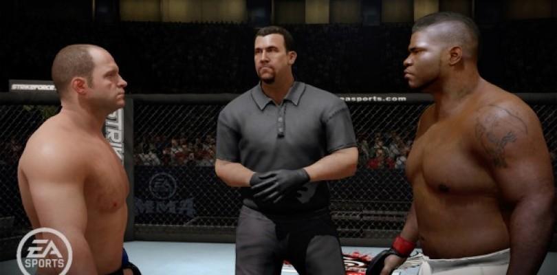 UFC Undisputed 2010 vs EA Sports MMA