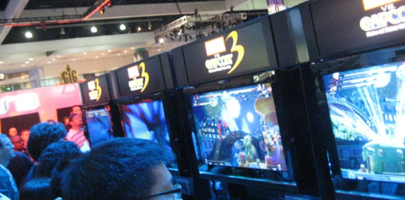 Marvel vs Capcom 3 HD Video Blowout from E3 2010