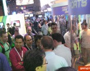 Miyamoto Spotted Checking Kinect for Xbox 360