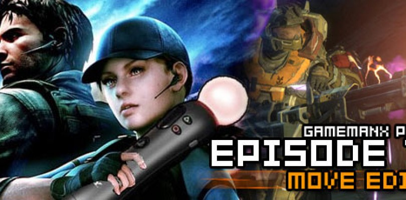 GameManx Podcast Episode 104: Playstation Move Edition