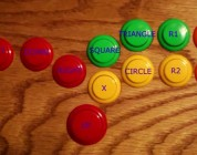 Stickless Arcade Stick Called Hit Box