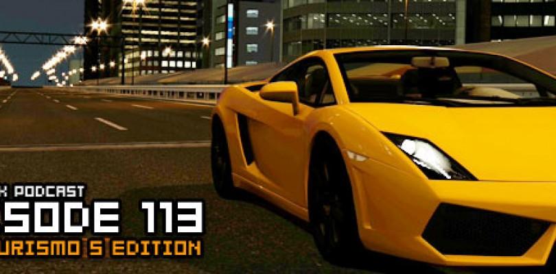 GameManx Podcast Episode 113: Gran Turismo 5 Edition