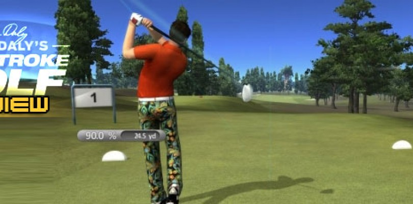 John Daly's ProStroke Golf Review