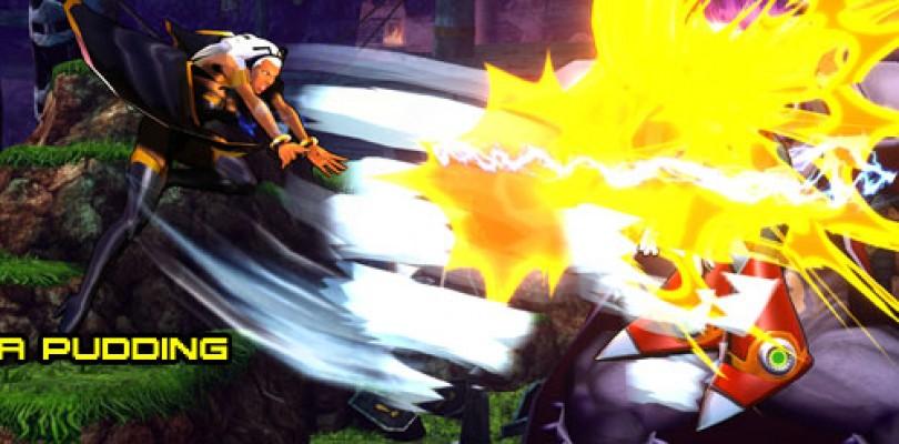 Marvel vs Capcom 3: Storm, C Viper Screens