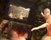 Uncharted 3 Medieval Ruins, Chateau Fire Screenshots