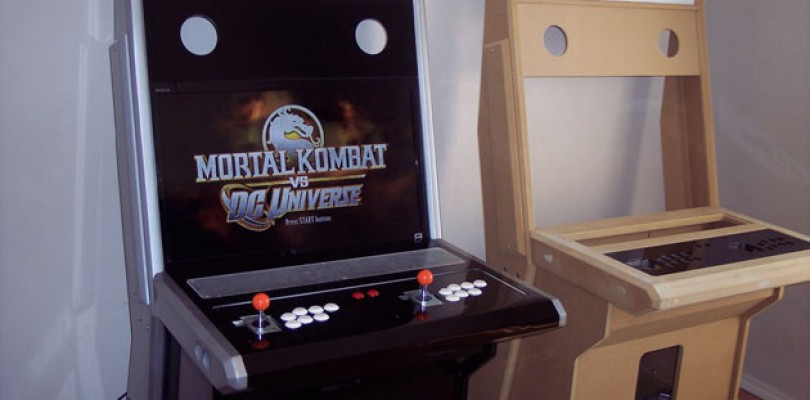 Custom Vewlix Kit: Street Fighter Arcade Magic at Home