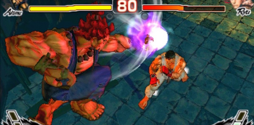 Super Street Fighter IV 3D Among Other 3DS Launch Titles