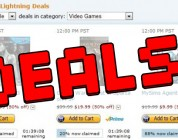 DEALZMANX: Amazon Gold Box Game Deals Today, Full List