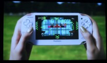 NGP Next Generation Portable (PSP2): Presentation Reveal Video