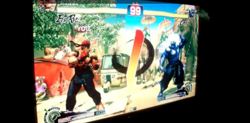 Video of Oni and Evil Ryu in Super Street Fighter IV