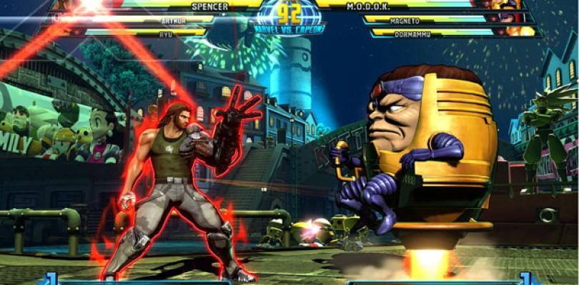 Marvel vs Capcom 3 Review