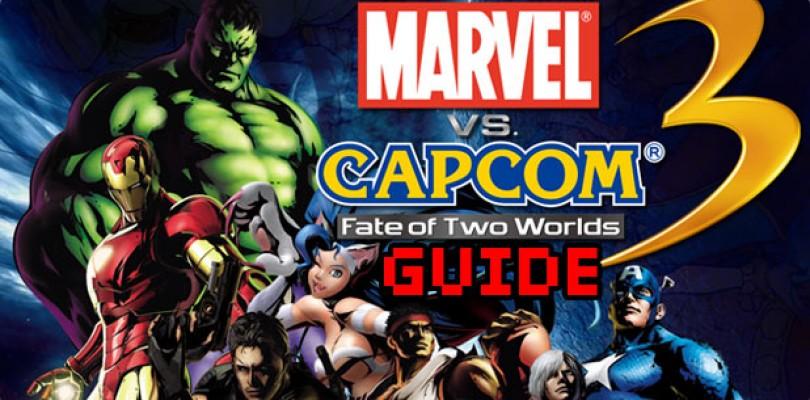 Marvel vs Capcom 3: Super Guide and Tutorial Videos