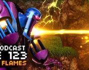 GameManx Podcast 123: MvC3 Spit Flames
