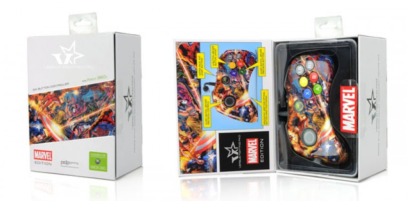 Limited Edition Marvel Versus Fighting Pad