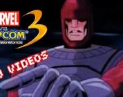 Marvel vs Capcom 3 Video Section Updates