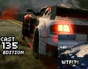 GameManx Podcast Ep 135: Big Cake & Cars Edition