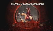 Skarlet Mortal Kombat DLC Trailer