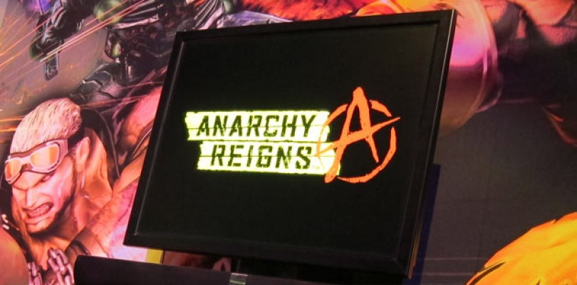 Anarchy Reigns Multiplayer Gameplay Video | E3 2011