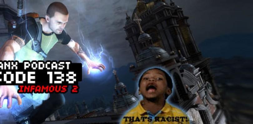 GameManx Podcast Episode 138: Infamous 2
