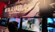 Metal Gear Solid Peace Walker HD Edition Impressions & Video | E3 2011