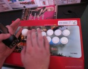 Street Fighter X Tekken Mad Catz Fightstick Pro