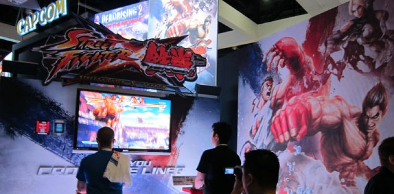 Street Fighter X Tekken E3 2011 Video Blowout | E3 2011