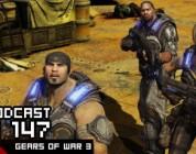 GameManx Podcast 147: Gears of War 3