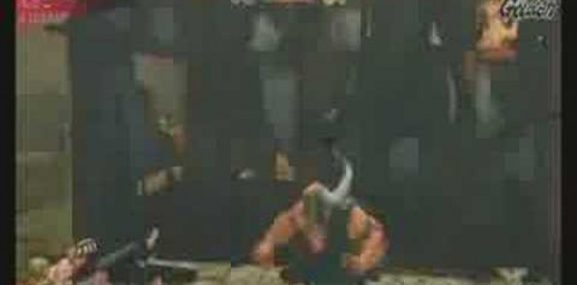 [Video] See Gouken's One Handed Hadoken