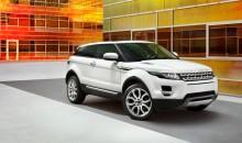 """2011 Range Rover """"Evolve""""?"""
