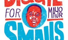 Society6 Has Sick Prints – Biggie Smalls for Mayor!