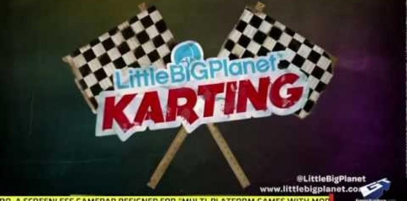 LittleBigPlanet Karting – E3 Trailer