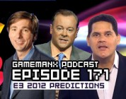 GameManx Podcast Ep 171: E3 2012 Predictions