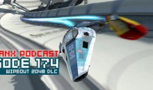 GameManx Podcast Ep 174: Wipeout 2048 DLC