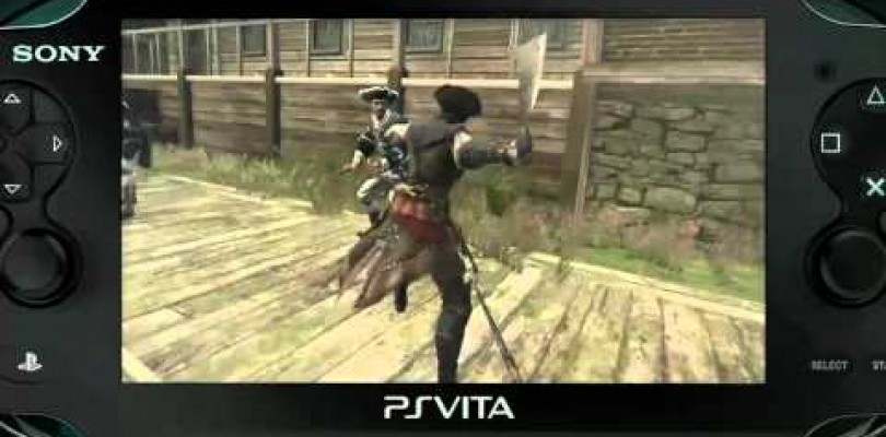 Assassin's Creed 3 Liberation Gameplay Trailer