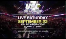 UFC 152 Trailer